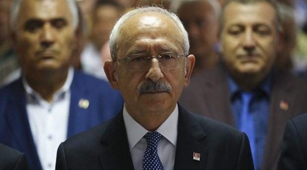 Kılıçdaroğlu: İnce bizim değerimizdir, onu sonuna kadar kucaklıyorum