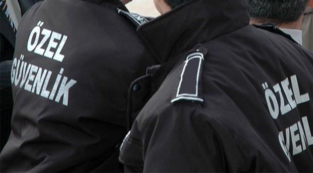 Özel güvenlik işçileri müstakil yasa istiyor