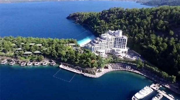 Turiste 'bikinili fotoğraf' yasağı: Burası tesettür oteli