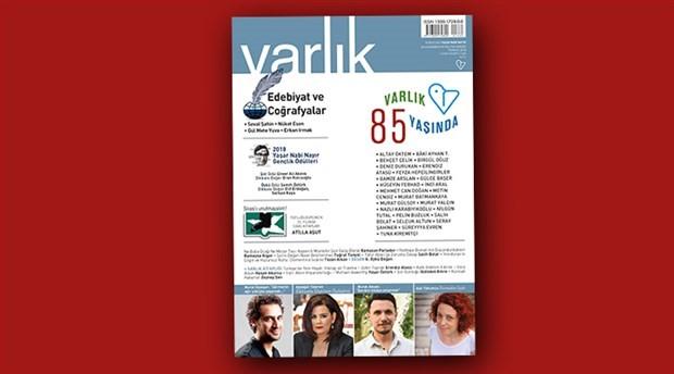 Edebiyatımızın ulu çınarı Varlık, 85 yaşında!