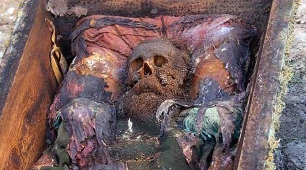 Rus generalin bulunduğu alanda kazı çalışması başlatıldı