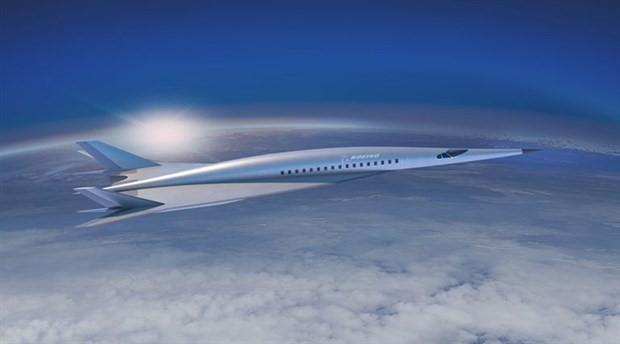 Boeing sesten 5 kat hızlı yolcu jetleri üzerinde çalışıyor