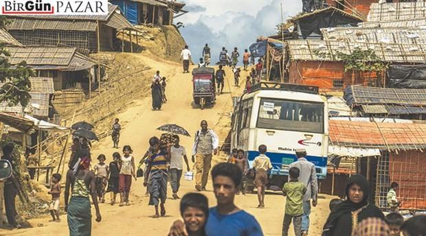 Yerinden edilen nüfusun yarısı çocuk
