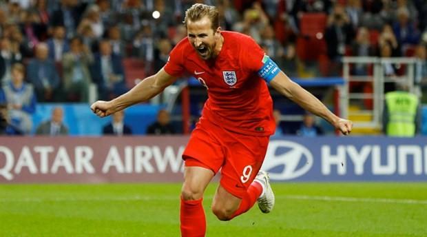Son çeyrek finalist İngiltere