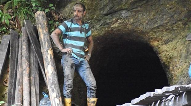 2 işçiye mezar olan kaçak madenin işletmecisi gözaltına alındı