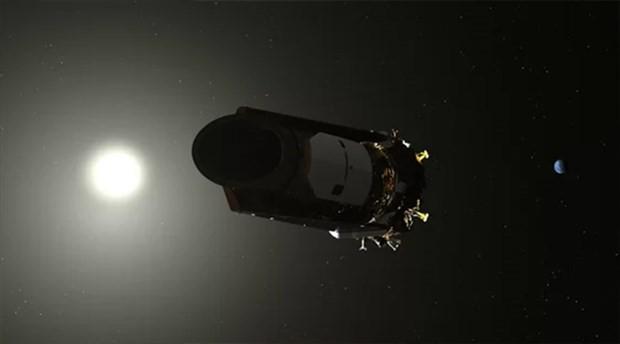 Kepler teleskobu uykuya alındı