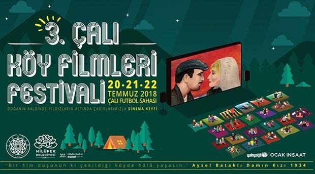 3. Çalı Köy Filmleri Festivali başlıyor