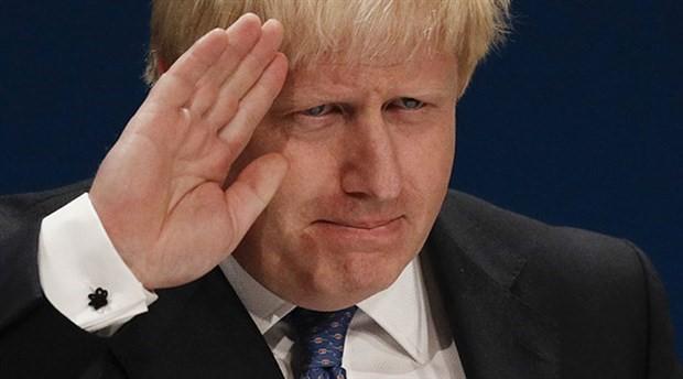 İngiltere Dışişleri Bakanı Johnson istifa etti