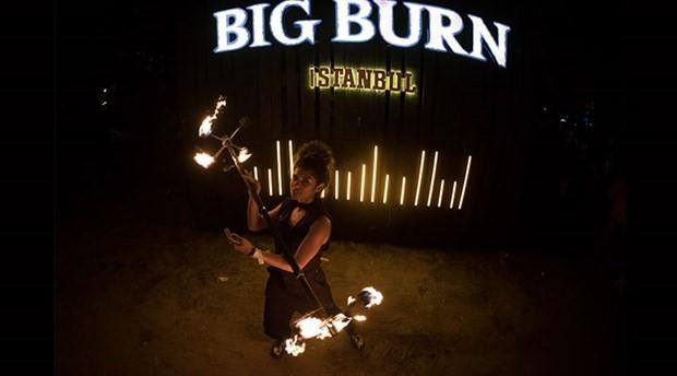 Big Burn İstanbul elektronik müzik festivali başlıyor