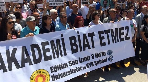 Eğitim Sen: Tek adam rejimine karşı demokrasi için mücadeleye çağırıyoruz
