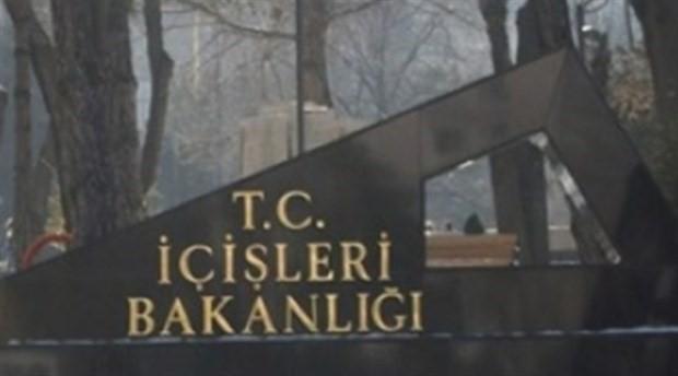 İçişleri Bakanlığına 'ülkenin idari bölümlere ayrılması' yetkisi
