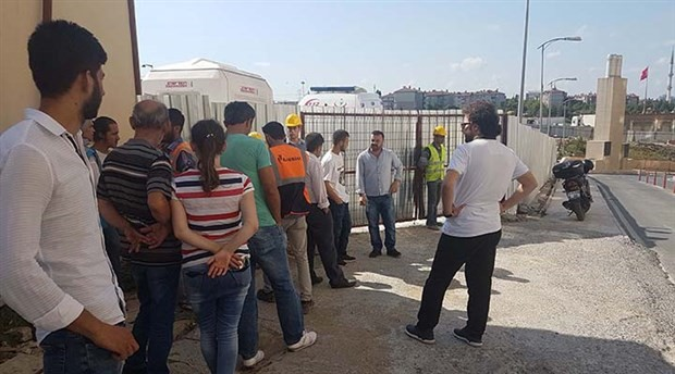 Metro inşaatında iş cinayeti: 1 işçi yaşamını yitirdi