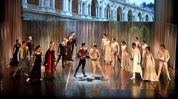 Romeo ve Juliet balesi sanatseverlerle buluştu