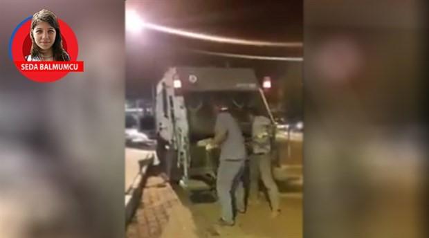 Acıgöl Belediyesi çalışanlarından sokak hayvanlarına işkence iddiası