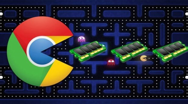 Google Chrome iyice RAM canavarı oldu