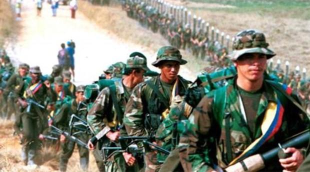 FARC liderleri ilk kez hâkim karşısında