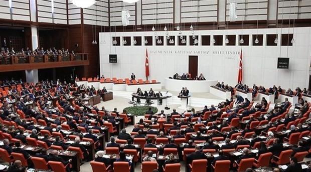 TBMM Başkanlık Divanı ve ihtisas komisyonlarının üyelerinin isimleri belirlendi