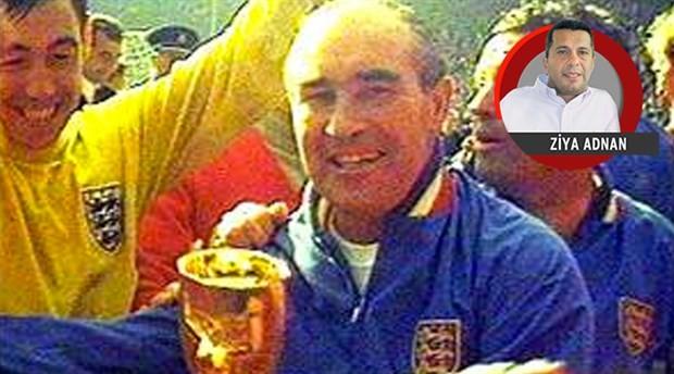 Sir Alf Ramsey: Dünya Kupası kaldıran  tek İngiliz