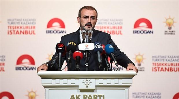 AKP Sözcüsü Ünal: Kemal Kılıçdaroğlu tarihin çöplüğünde yerini almıştır