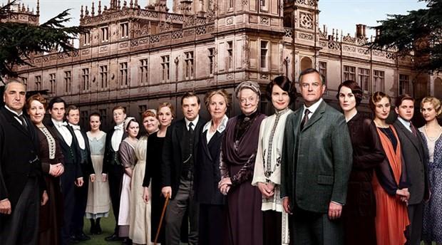 Downton Abbey beyazperdeye uyarlanıyor