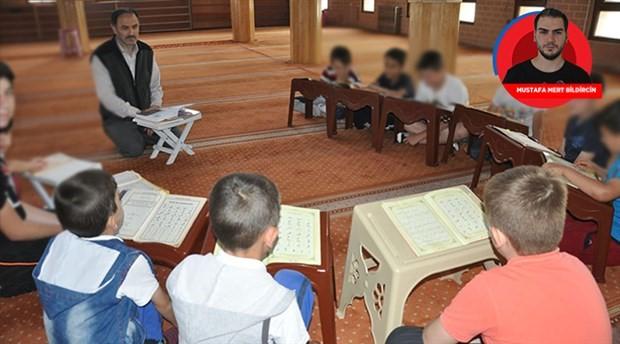 Din eğitimi tatil dinlemiyor