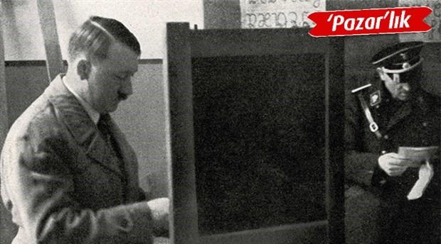 Dünyanın en uğursuz, en çirkin bıyığıydı: Hitler, o sevimsiz bıyığını isteyerek bırakmadı