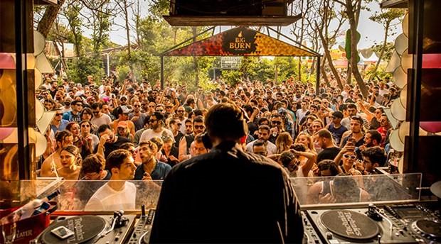 Big Burn İstanbul 3 gün boyunca 30 bin müzikseveri ağırladı