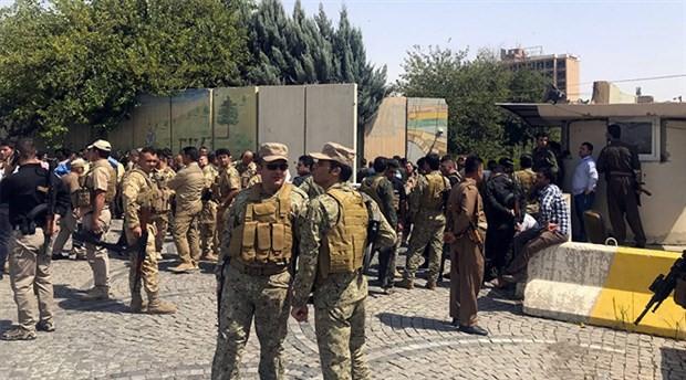 Erbil Valiliğine saldıranların kimlikleri belli oldu