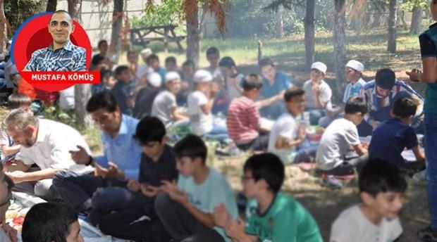 Öğrencilere tatilde hafızlık etkinliği