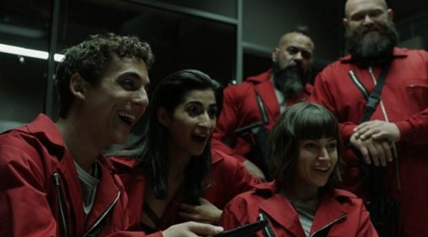 La Casa De Papel dizisinin oyuncuları yeni dizi ile dönüyor