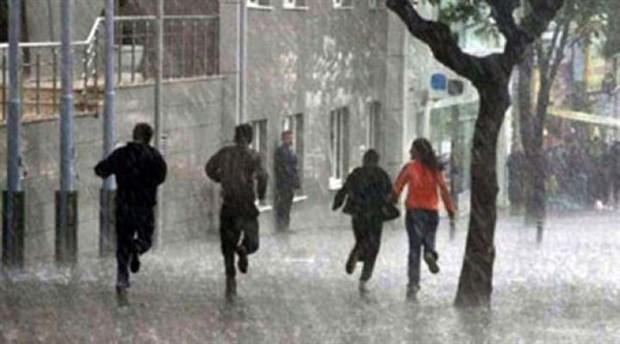 Meteoroloji 3 kenti uyardı: Kuvvetli yağış geliyor