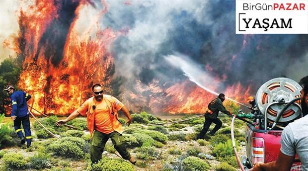 """""""Ben yandım, siz yanmayın, Allah aşkına!"""""""