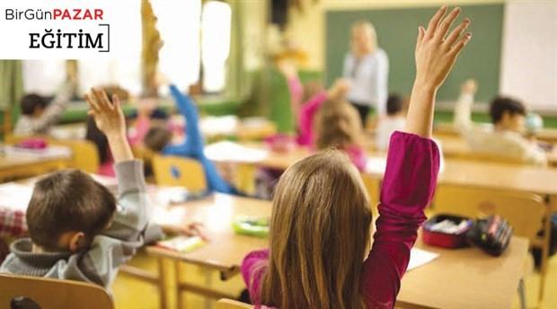 Çocuklar için eğitim... Çocuklar için okul... Çocuklar için gelecek