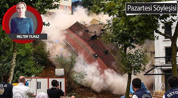 TMMOB Mimarlar Odası İstanbul Şube Başkanı Köymen: Barınma hakkı yerine afla sorun çözülmüş gibi yapılıyor