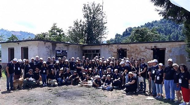 Mimarlar köy okullarını yaşatmaya devam ediyor