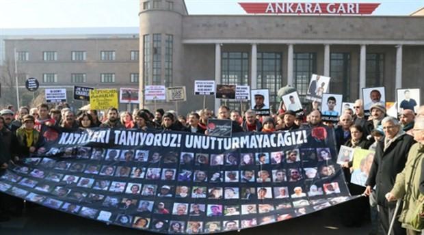 10 Ekim katliamı davasında sanıklar birbirini suçladı