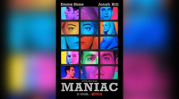Emma Stone ve Jonah Hill'in yer aldığı Maniac'ın fragmanı yayınlandı
