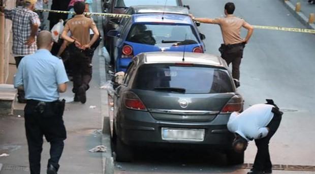 İstanbul Fatih'te silahlı kavga