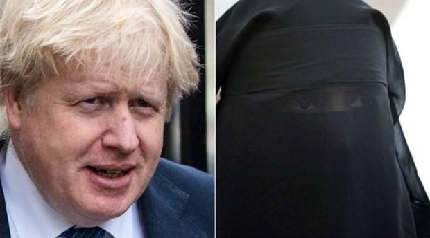 Muhafazakar Parti peçeli kadınları 'posta kutusuna' benzeten Boris Johnson hakkında inceleme başlattı