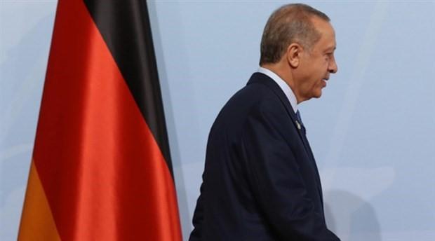 Alman basını: 'Erdoğan Almanya'ya yardım istemeye geliyor'