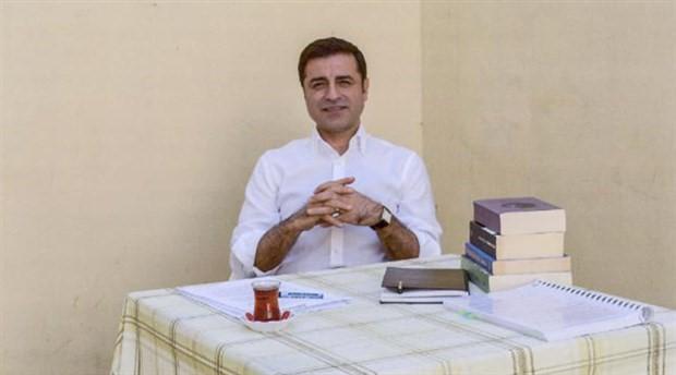 Demirtaş: HDP bir an önce 'tatil' havasından çıkıp sahaya inmeli