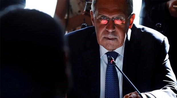 Lavrov, Pompeo ile görüştü: Yeni yaptırımlardan son derece rahatsızız