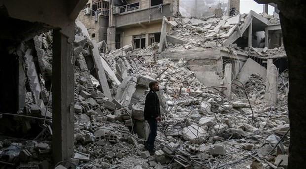 Savaş Suriye'ye 388 milyar dolara mal oldu
