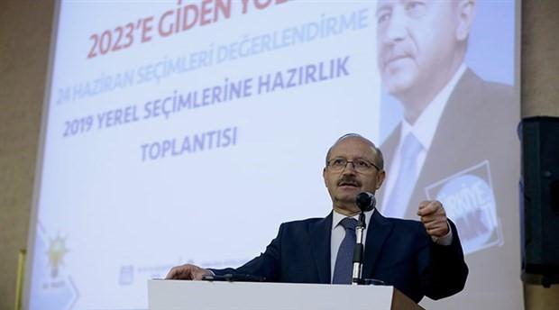 AKP'li Sorgun: Yerel seçimler zamanında olacak