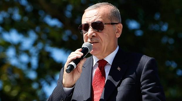 Erdoğan'dan ABD'ye: Siz NATO'daki ortağınızı bir papaza değişiyorsunuz