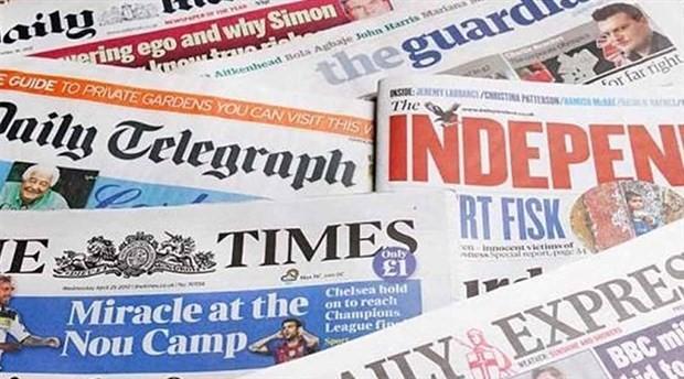 Dünya basınında kriz yansımaları