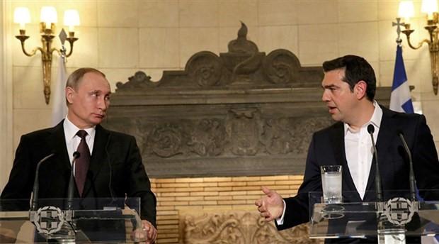 Rusya ve Yunanistan ilişkileri gerildi