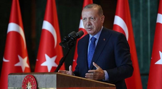 Erdoğan: Ekonomik bir kuşatmayla karşı karşıyayız