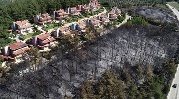 13 günde 98 yangın
