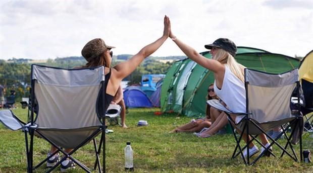 Ekonomik tatilin adresi memleket ve çadır kampı